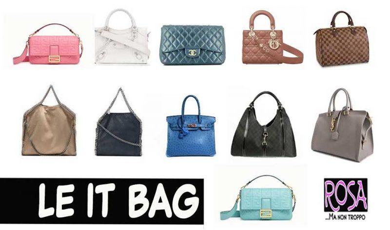 IT BAG, Le borse più desiderate