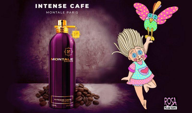 INTENSE CAFE' di MONTALE il risveglio dei sensi