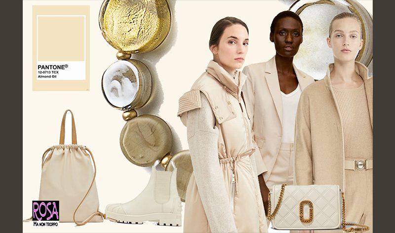 ALMOND OIL – Il Colore nella moda secondo PANTONE