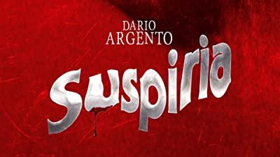 suspiria di Dario Argento