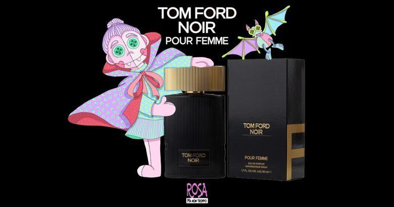 NOIR POUR FEMME DI TOM FORD