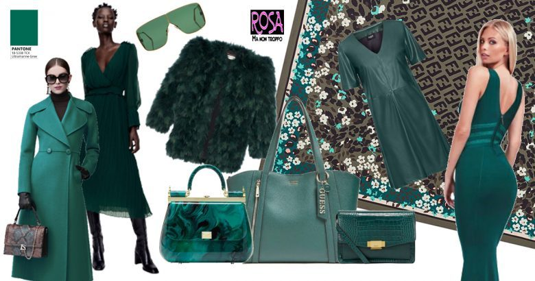 ULTRAMARINE GREEN – I colori della moda secondo Pantone
