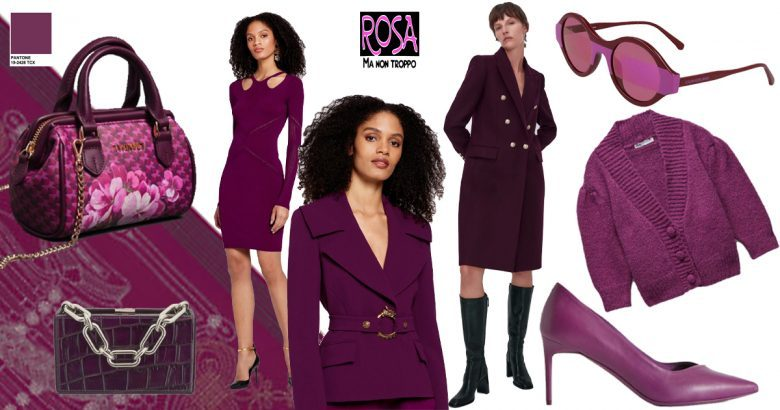MAGENTA PURPLE – I colori moda secondo Pantone