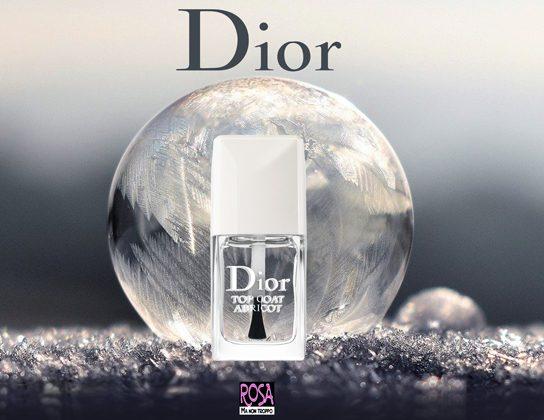 Dior top coat - per foto sullo sfondo credit @Pitsch