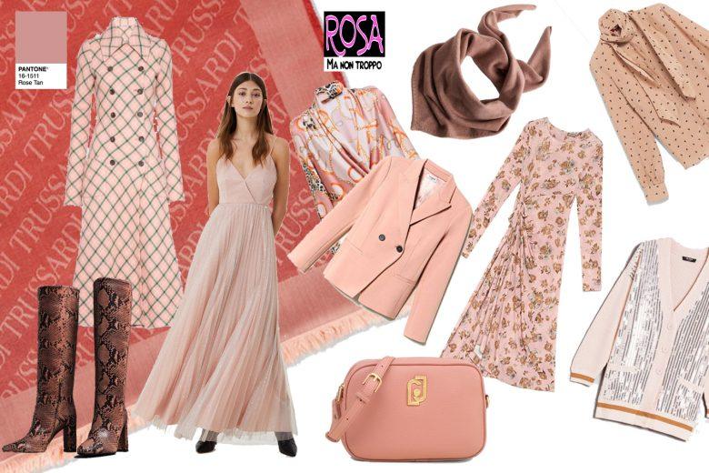 rose tan color pantone