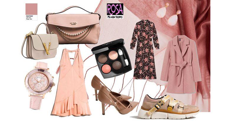 ROSE TAN – I colori della moda secondo Pantone