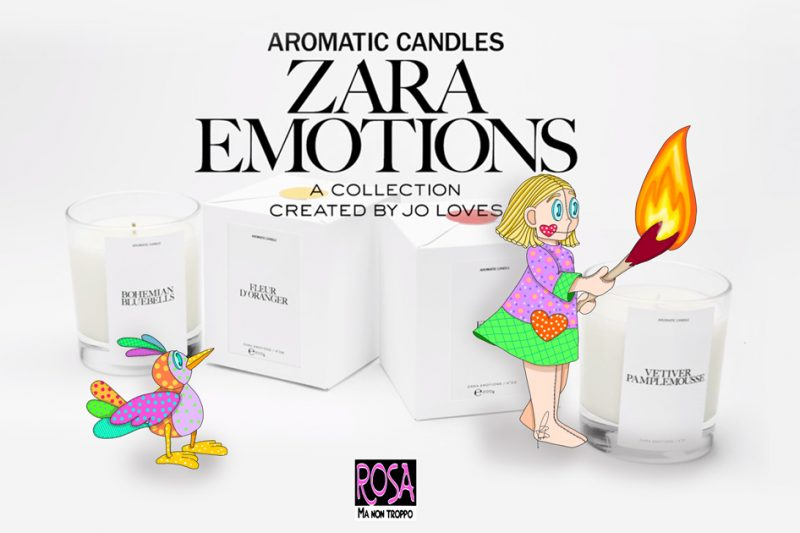 EMOTIONS BY JO MALONE – Le candele