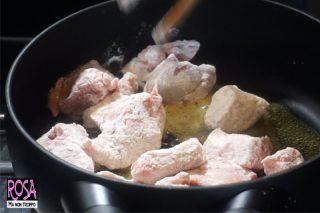 sigillare la carne