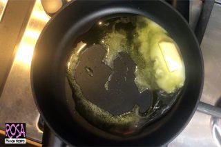 olio e burro
