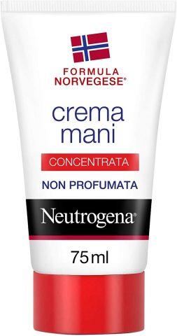 Neutrogena Crema Mani, Formula Norvegese, Non Profumata, 75 ml