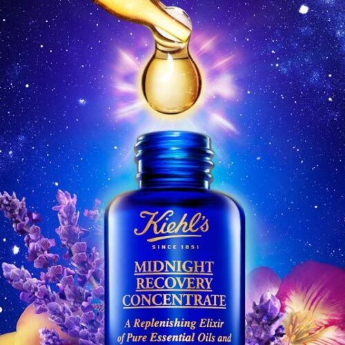 siero kiehl's recovery night