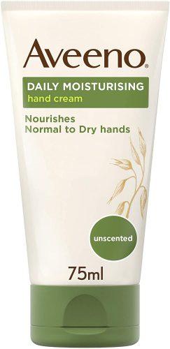 crema mani quotidiana aveeno