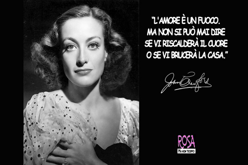 JOAN CRAWFORD, La dura di Hollywood