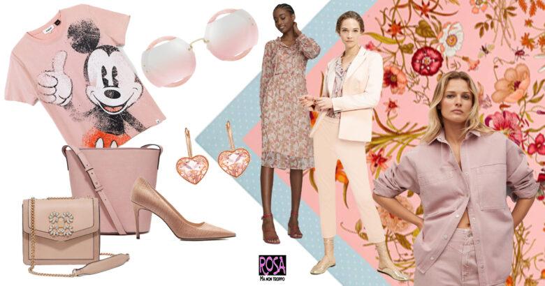 rosa tenue moda primavera 2021