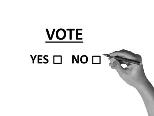 votazione femminile