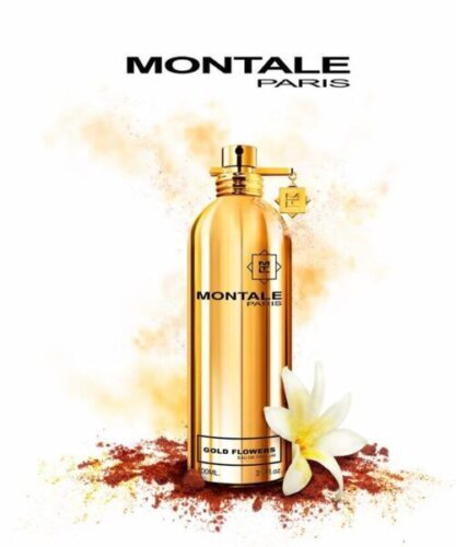 gold flowers di montale